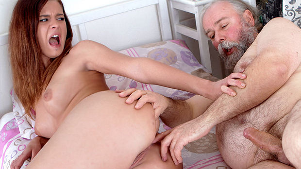 Old Young Anal discount
